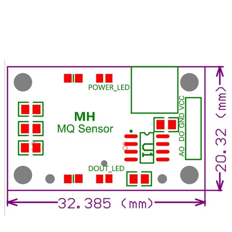 Arduino CO Monitor Using MQ-7 Sensor: 8 Steps with