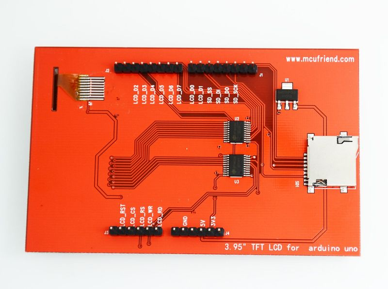 Opto Electronics Backlight Graphical User Interfaces